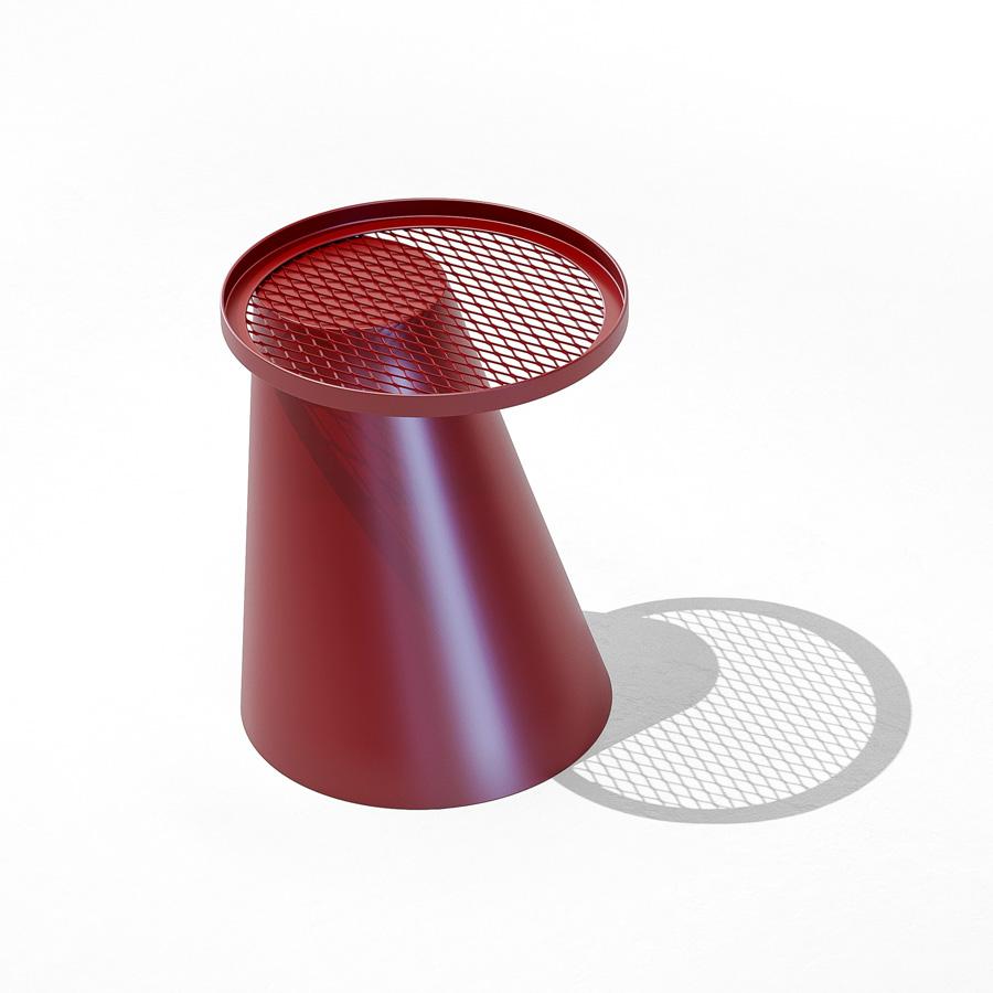 LEN-Lehenga-Red-designed by Helen Kontouris
